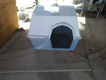 large dog house in Barstow, California