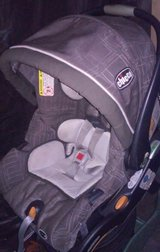 Car Seat and Base in Fort Lewis, Washington