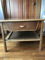 Table - end table or bedside table in Elgin, Illinois