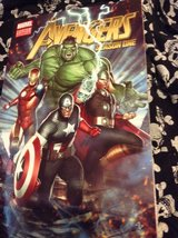 AVENGERS: SEASON 1 GRAPHIC BOOK NOVEL (EXCLUSIVE EDITION MARVEL AVENGERS) in Travis AFB, California