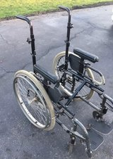 Quickie adolescent frame and wheels wheelchair in Naperville, Illinois