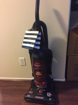 Bissell Vacuum Cleaner with attachments in Houston, Texas