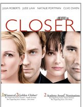 "Very good condition - ""Closer""  DVD in Fairfield, California"
