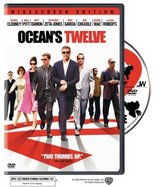 "Pristine Condition - ""Ocean's Twelve""  DVD in Fairfield, California"