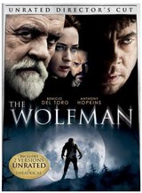 """Wolfman"" DVD in Fairfield, California"