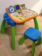 VTech Touch and Learn Activity Desk in Stuttgart, GE