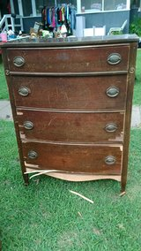 antique chest of drawers in Salina, Kansas