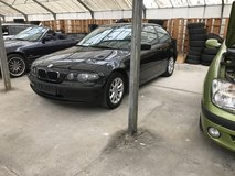 BMW 318i Compact low MPG inspection guarantee very clean 2year Warranty 2002 in Wiesbaden, GE