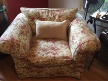 Floral sofa, chair and ottoman living room set in Louisville, Kentucky