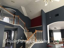 Interior Painting in Bellaire, Texas