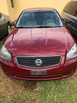 2006 Nissan Altima in Pasadena, Texas