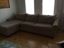 Couch with fold out bed in Fort Lewis, Washington