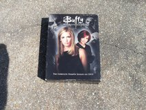Buffy the Vampire Slayer in Fort Leonard Wood, Missouri