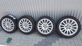 225 45 17 rims and tires! Best price! in Ramstein, Germany