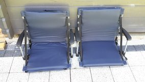 2x Beach Chairs in Ramstein, Germany