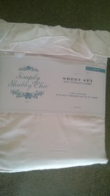 Brand New Twin Sheet Set in Joliet, Illinois
