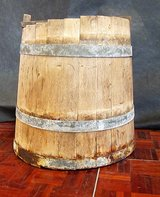 Antique Butter Churn Barrel in Ramstein, Germany