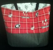 Brand New Handmade Georgia Bulldogs Tote in Camp Lejeune, North Carolina