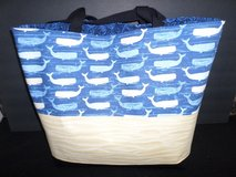 Brand New Handmade Whale Tote in Camp Lejeune, North Carolina