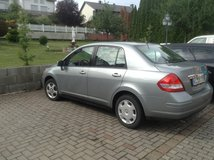 SUPER DEAL - 2009 NISSAN VERSA - ONLY 78,000 MILES - JUST $5,200.00 in Ramstein, Germany