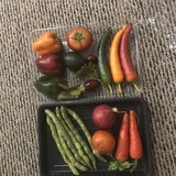 Vegetables decor for kitchen in Spring, Texas