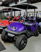 CUSTOM GOLF CART FOR SALE....17 COLORS TO CHOOSE FROM in Watertown, New York