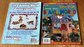 Mary Beth's Beanie World Magazine Special Edition 1998 Teenie Beanie World and 1998 Beanie World... in Naperville, Illinois