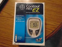 New Never opened Contour Next EZ Blood Glucose Monitoring System in Tinley Park, Illinois