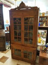 Mission / Stickley Style Cabinet in Fort Leonard Wood, Missouri