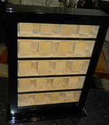 20 Wrist Watch Wall Display Case or Stand Black Lacquer in Houston, Texas