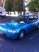 1991 Honda Civic in Fort Lewis, Washington