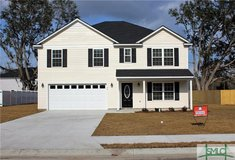 Brand New 4 Bedroom 2.5 Bath Home -- 2300 Heated Square Feet  (3000 Under Roof) in Hinesville, Georgia