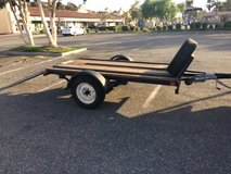 3 Place Motorcycle / Toy Hauler Trailer in Temecula, California