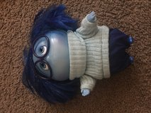 Sadness from the movie inside out in Lake Elsinore, California