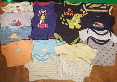 Baby onesies 0-3 months in Cherry Point, North Carolina