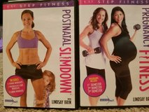 Prenatal and postnatal workout dvds in Cherry Point, North Carolina