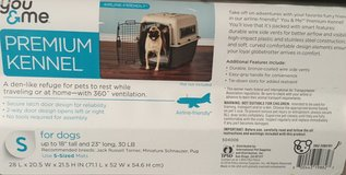 You & Me Small pet cage, like new in Richmond, Virginia