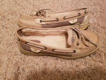 Women's Sperry Topsider shoes in Cherry Point, North Carolina