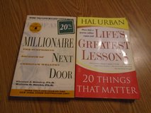 Life's Greatest Lessons and the Millionaire Next Door in Tinley Park, Illinois