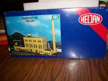 Ho Scale & N Scale Heljan Kit 681 Slaughterhouse with Cattle Pens in Chicago, Illinois