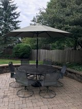 Outdoor Patio Set in Joliet, Illinois