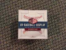 Baseball Display Cube in Joliet, Illinois