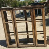 DIY Project, Hutch in 29 Palms, California
