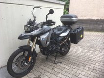 BMW F800GS - New Tires and Service Added! in Stuttgart, GE