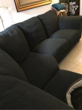 Ikea couch- 2 years old in Grafenwoehr, GE