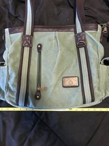 Green concealed carry purse in Elgin, Illinois