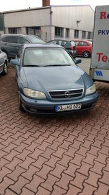 Very nice 99 Opel Omega Automatic in Baumholder, GE