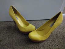 Yellow heels in Tampa, Florida