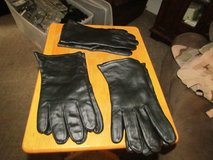 Leather Dress Gloves. 1 pair size 8, 2 pair size 10 in Fort Campbell, Kentucky