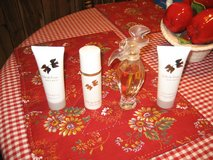 L 'Air DU Temps Perfume & Body Lotion Set in DeRidder, Louisiana
